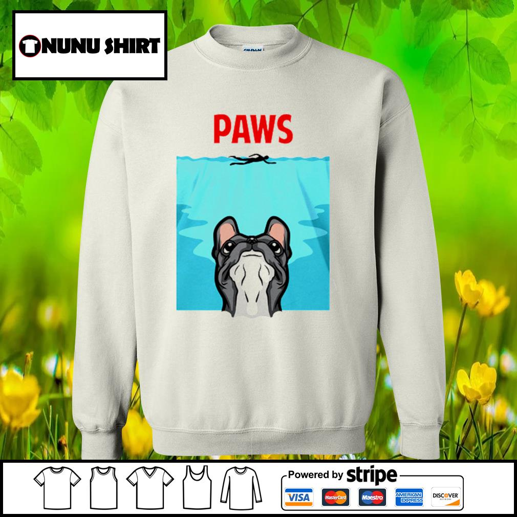 PAWS French Bulldog s sweater
