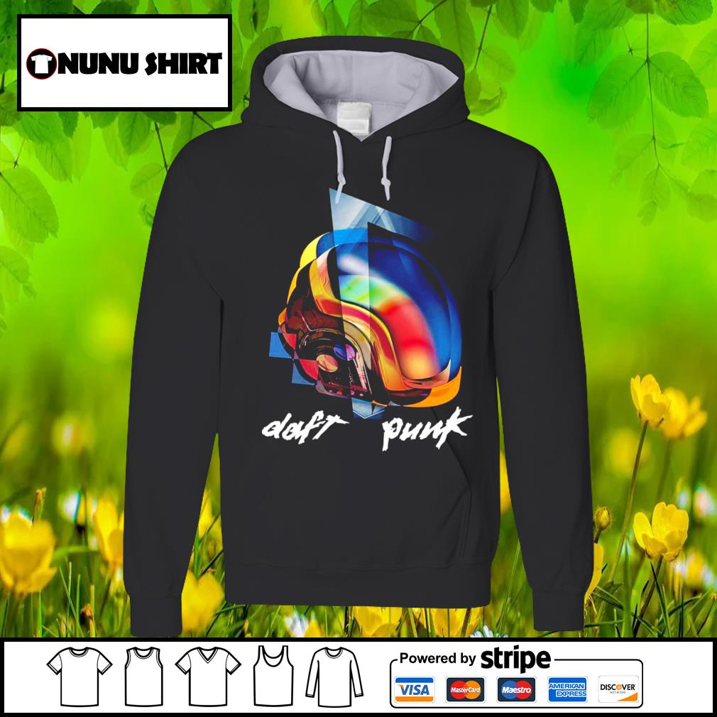 Around the world-Daft Punk s hoodie