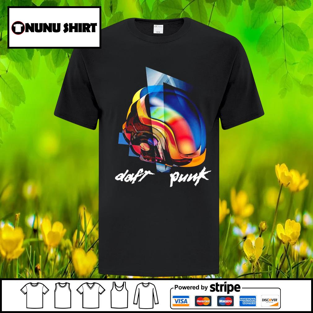Around the world-Daft Punk shirt