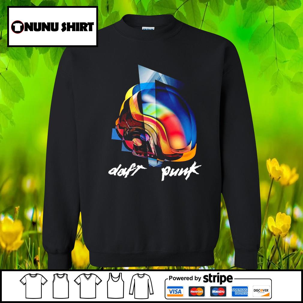Around the world-Daft Punk s sweater