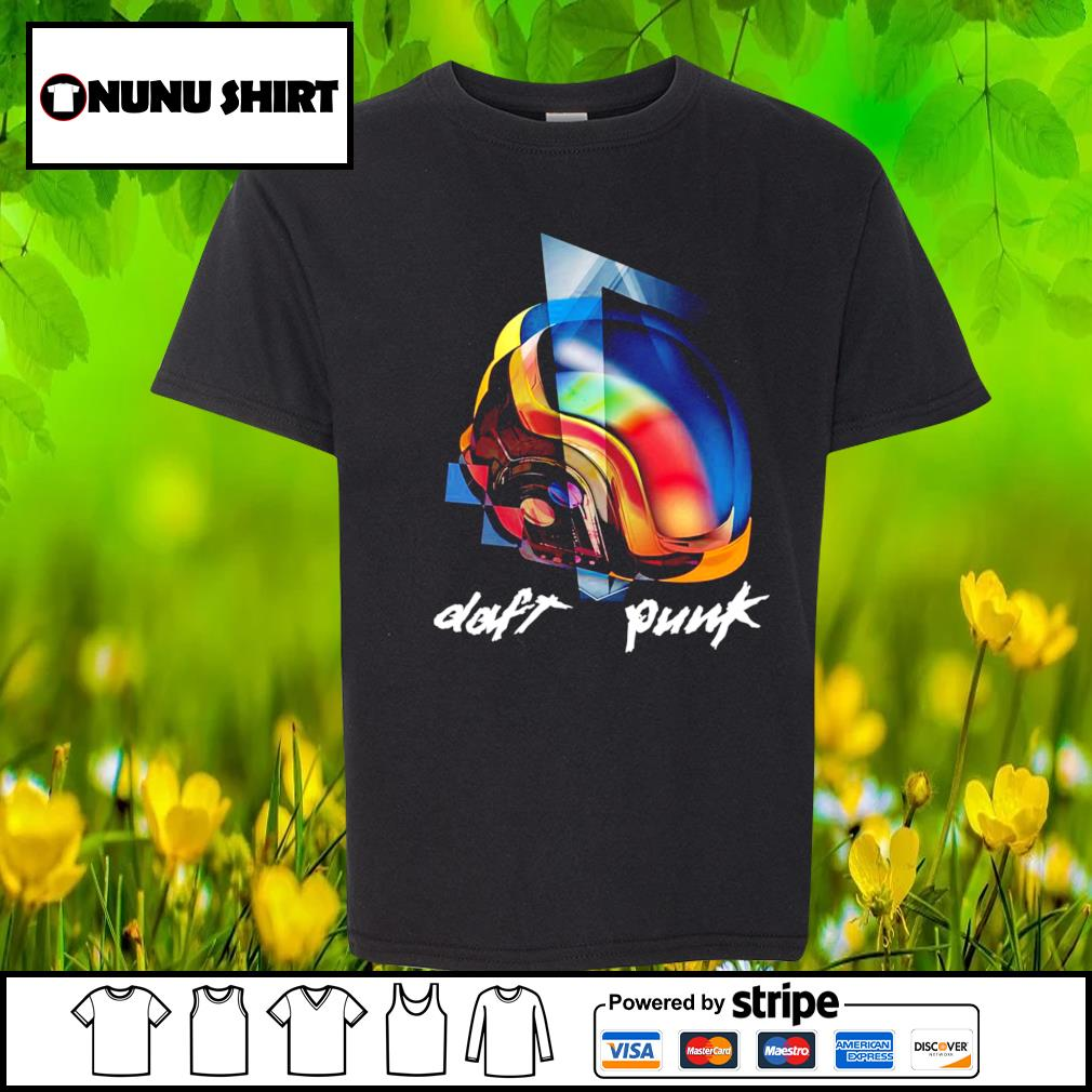Around the world-Daft Punk s youth-shirt