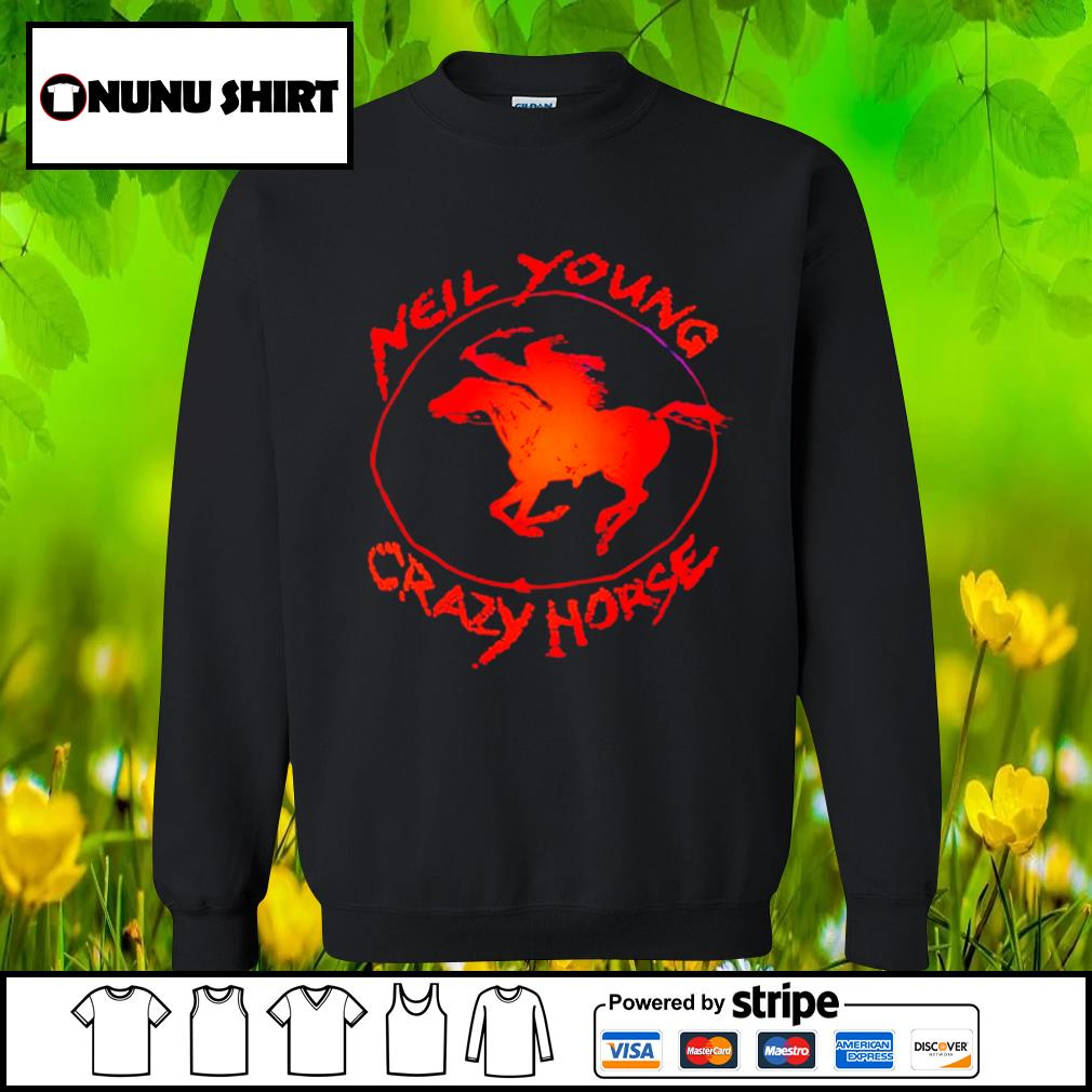 Neil young crazy horse s sweater