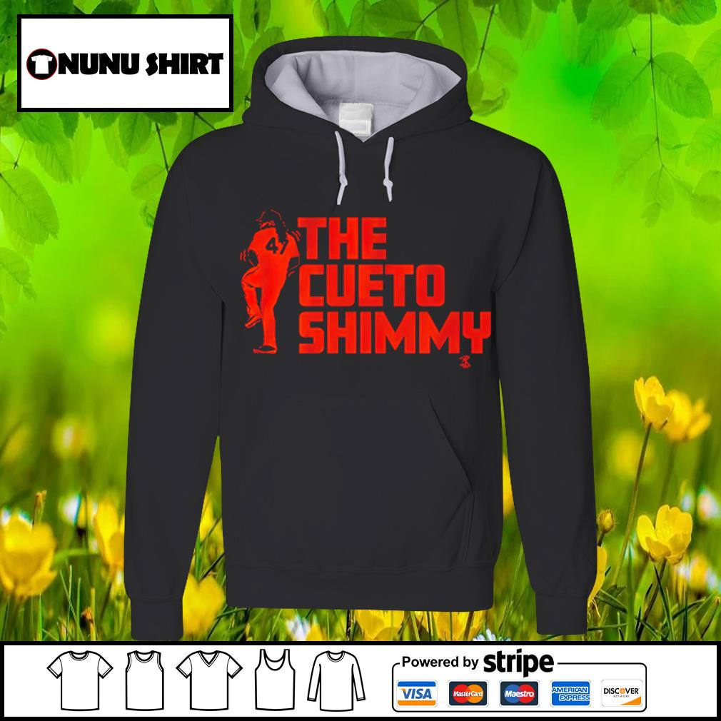 The Cueto Shimmy hoodie