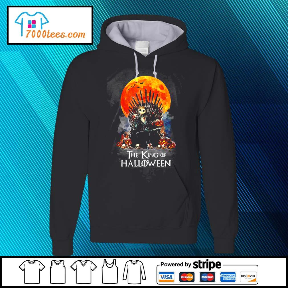 Michael Myers the king of Halloween s hoodie
