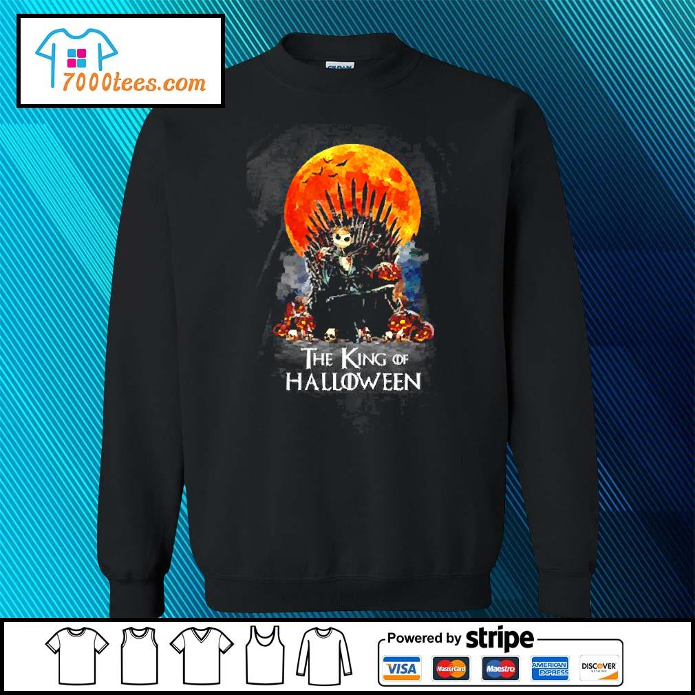 Michael Myers the king of Halloween s sweater