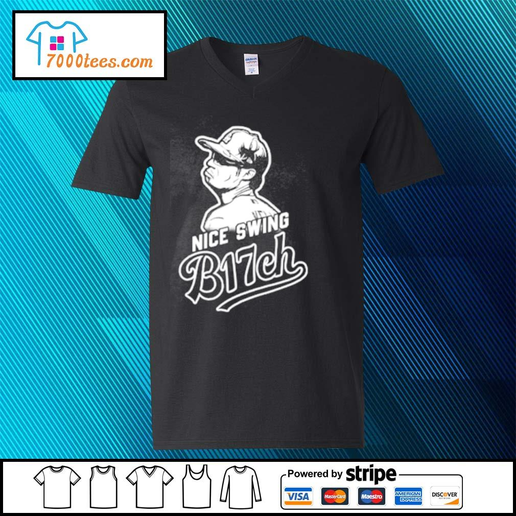 Nice Swing B17ch s v-neck-t-shirt