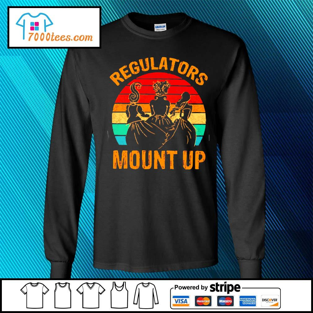 Witch Regulators vintage s longsleeve-tee